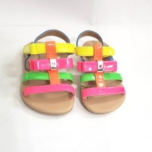 3/$15 🌞 Jumping Beans Strappy Sandals Size 4